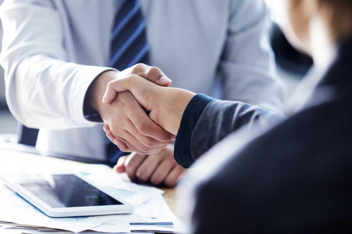 TOP handshake